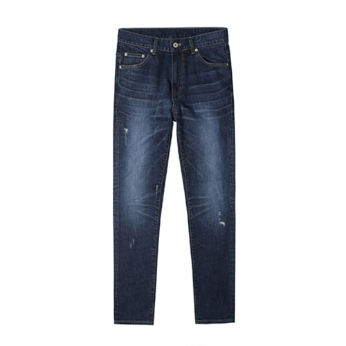 1915 TRUCKER JEANS [CROP SLIM]